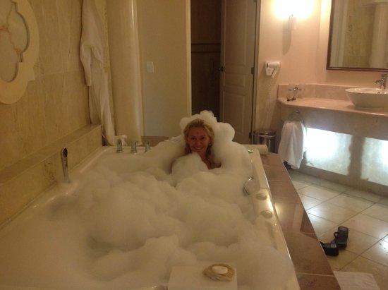 Paradisus Varadero Resort & Spa: baño habitacion servicio real