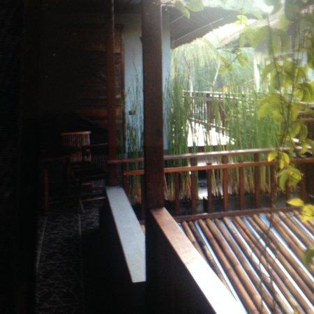 Hammerhead Hotel : Private patio