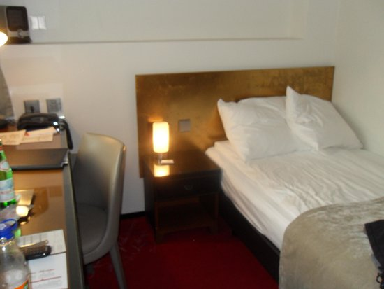Hotel du Theatre by Fassbind : Room