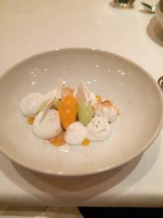 The Grill at The Dorchester: Dessert fantastic