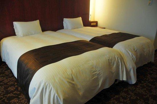 Okinawa-Zampamisaki Royal Hotel: ベッドルーム