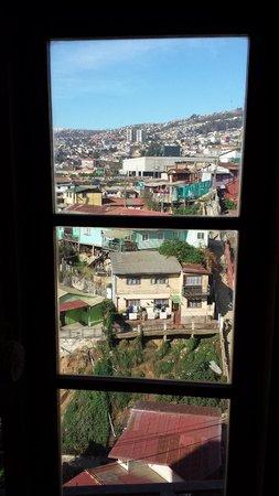 Hotel Cirilo Armstrong : Vista al cerro