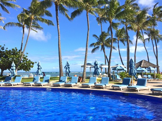 The Kahala Hotel & Resort : Pool