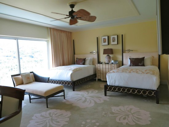 The Kahala Hotel & Resort : Room