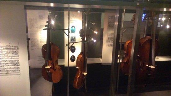 Bach-Museum: Interior Bach Museum