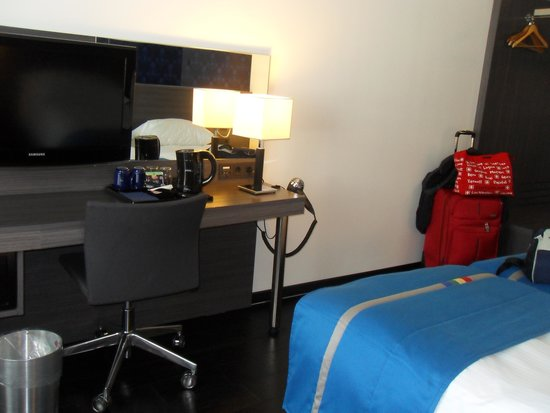 Park Inn by Radisson Luxembourg City : Room