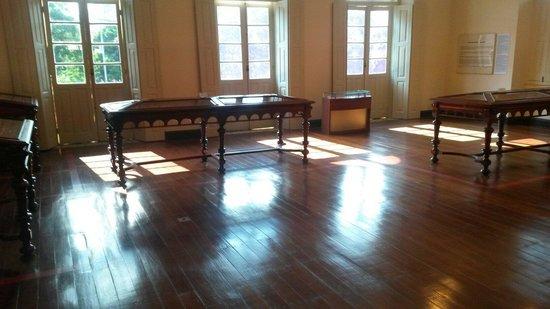 Museu Numismatica Bernardo Ramos: Lugar donde repozan los ejemplares monedas