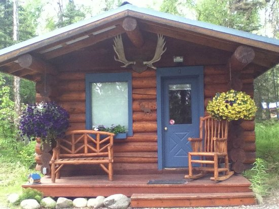 Hatcher Pass Bed & Breakfast: Sourdough Cabin