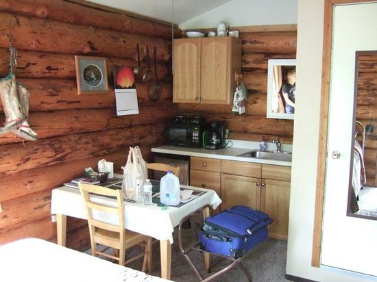 Hatcher Pass Bed & Breakfast: Cabin #1