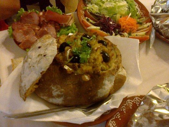 Taberna do Alfaiate: Migas de Bacalhau