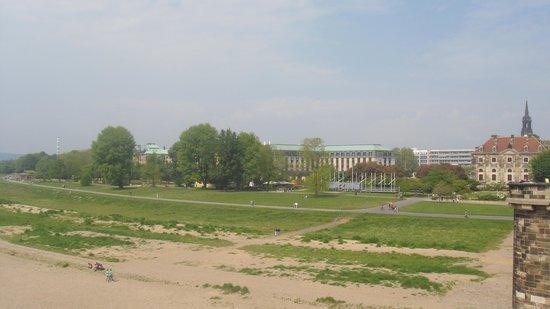The Westin Bellevue Dresden: From the Bridge