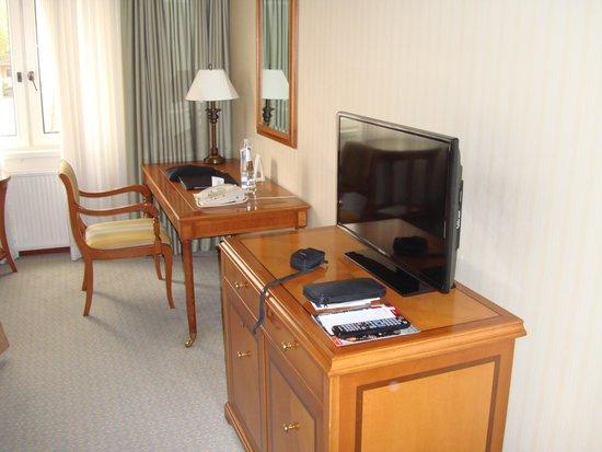 The Westin Bellevue Dresden: Guest Room