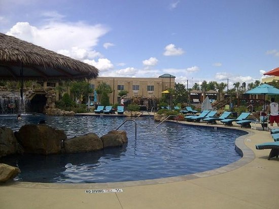 Choctaw Casino Resort: Choctaw Durant Pool