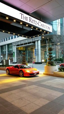 The Ritz-Carlton, Toronto: Luxo