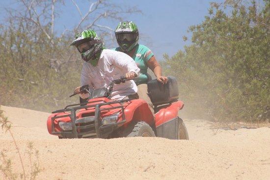 Wild Canyon Adventures : ATV ride