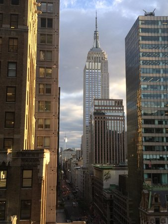 Andaz 5th Avenue: View of Empire State Building