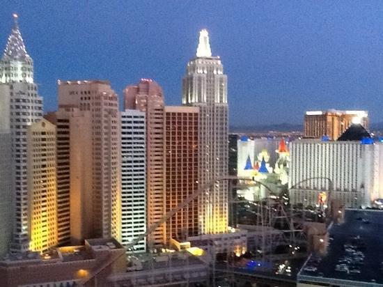 Park MGM Las Vegas : spend extra $10 for upper premium floor