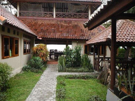 Damai Bungalows: Gorgeous setting