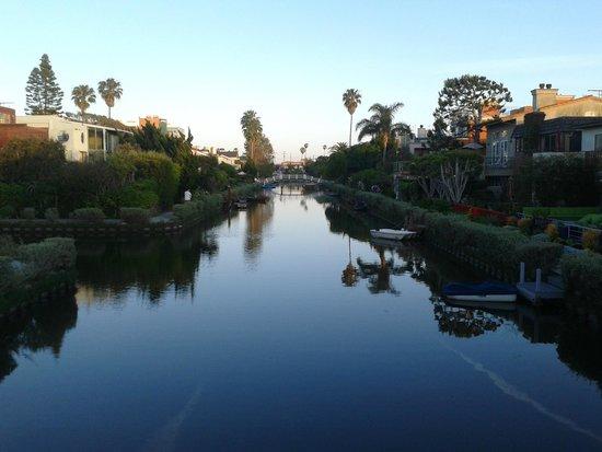 Venice Canals Walkway : Venice Canals