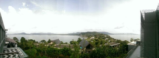 COMO Point Yamu: View from room 36