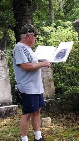 Wilmington Oakdale Cemetery: Walking tour