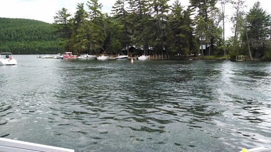 Captain Bob's Pontoon Boat Rentals: Glen Island