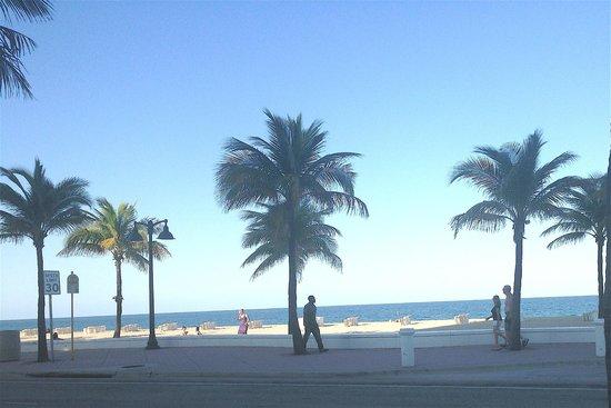 Fort Lauderdale Beach: paradise