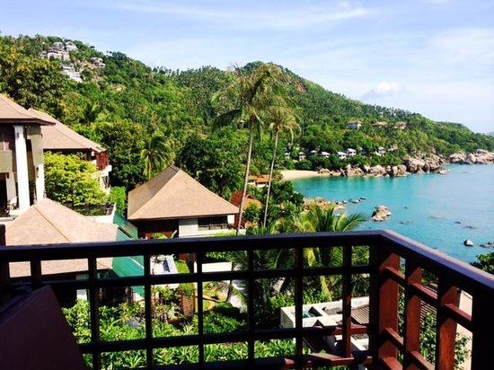 The Kala Samui : View from room 431