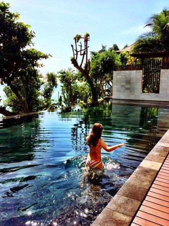 The Kala Samui : The pool
