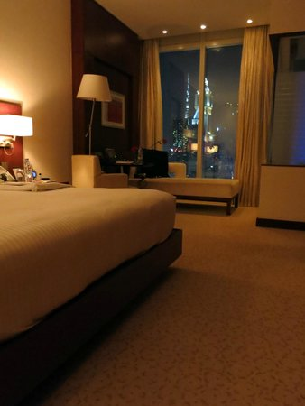 Nassima Royal Hotel: Nice room with great views