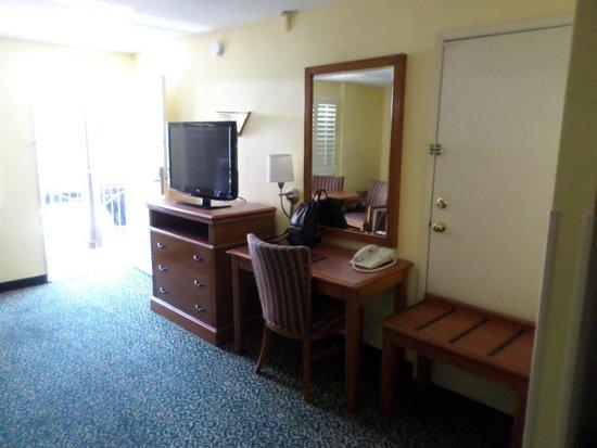 Anaheim Del Sol Inn: TV