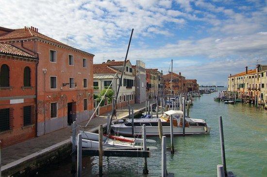 Al Redentore di Venezia : Фасад