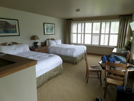 Grouse Mountain Lodge: Bedroom