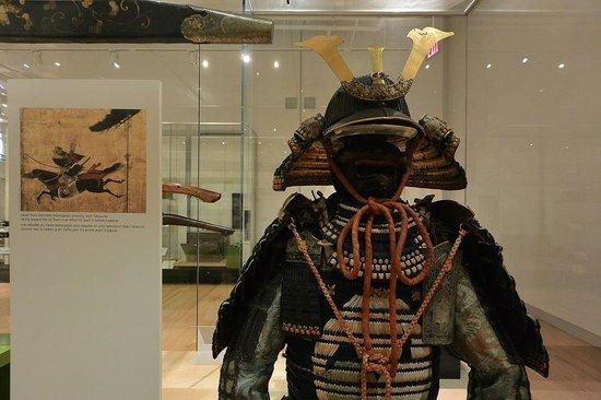 Royal Ontario Museum (ROM): 1Fの日本のコーナー