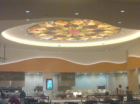casino in oklahoma with buffet