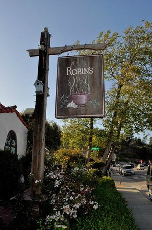 Robin's Restaurant : The best place in town!