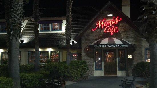Exterior Picture Of Mimi 39 S Cafe Orlando Tripadvisor