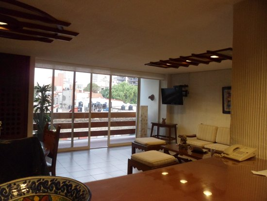 Amberes Suites : balcony