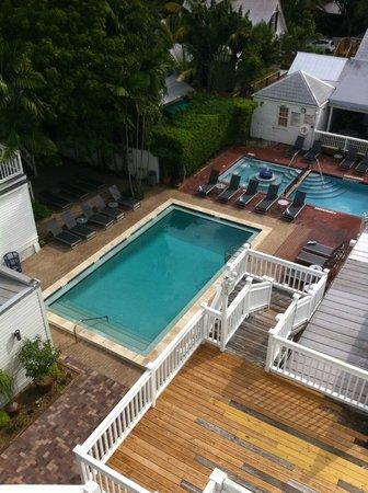 NYAH Key West: Área das piscinas