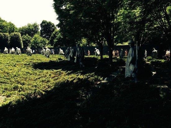 Korean War Veterans Memorial: Korean War Veterans' Memorial