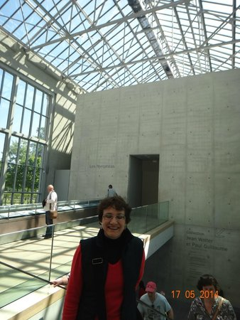 Museo de la Orangerie: Andar Superior - Nymphéas