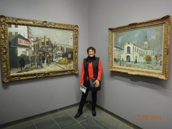 Museo de la Orangerie: Maurice Utrillo