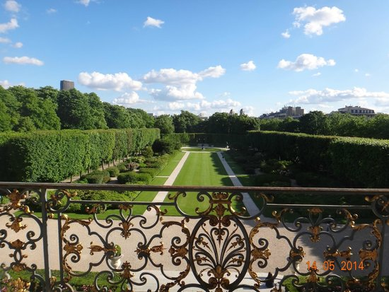 Musée Rodin : Jardins Museu Rodin - magníficos