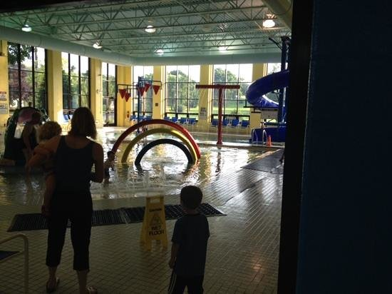 DoubleTree Resort by Hilton Hotel Lancaster : kids pool