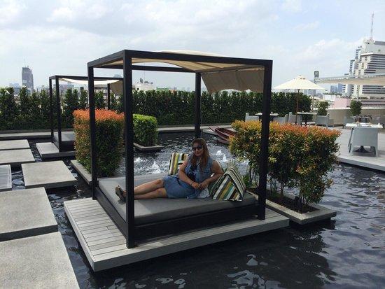 Centara Watergate Pavillion Hotel Bangkok: Great