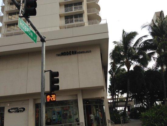 The Modern Honolulu: The Modern