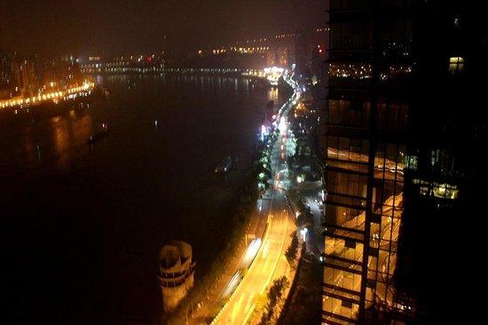 Radisson Blu Plaza Chongqing: View from my room
