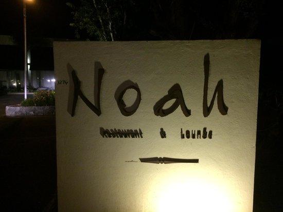 Noah Restaurant & Lounge: Noah