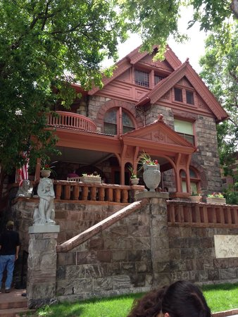 Molly Brown House Museum: The house