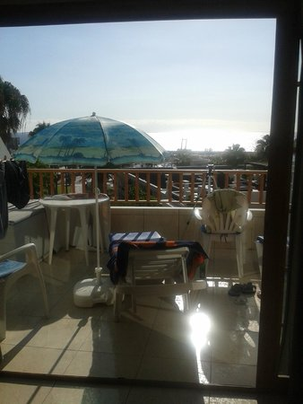 Los Geranios: Great suntrap